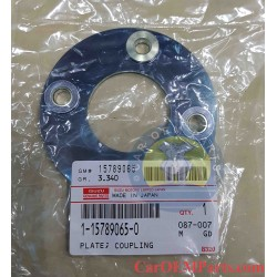 GENUINE ISUZU PLATE COUPLING 1157890650