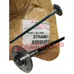 3715A061 MITSUBISHI SHAFT ASSY,REAR