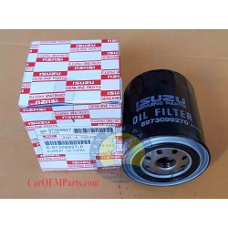 GENUINE ISUZU CARTRIDGE OIL FILTER 8973099270