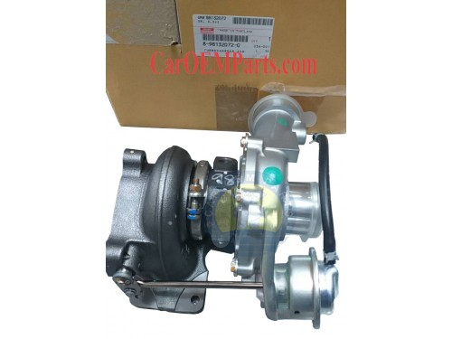 Genuine Isuzu Turbocharger Asm 8981320720