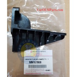 MN167868 GENUINE MITSUBISHI BRACKET,HEADLAMP SUPPORT,LH